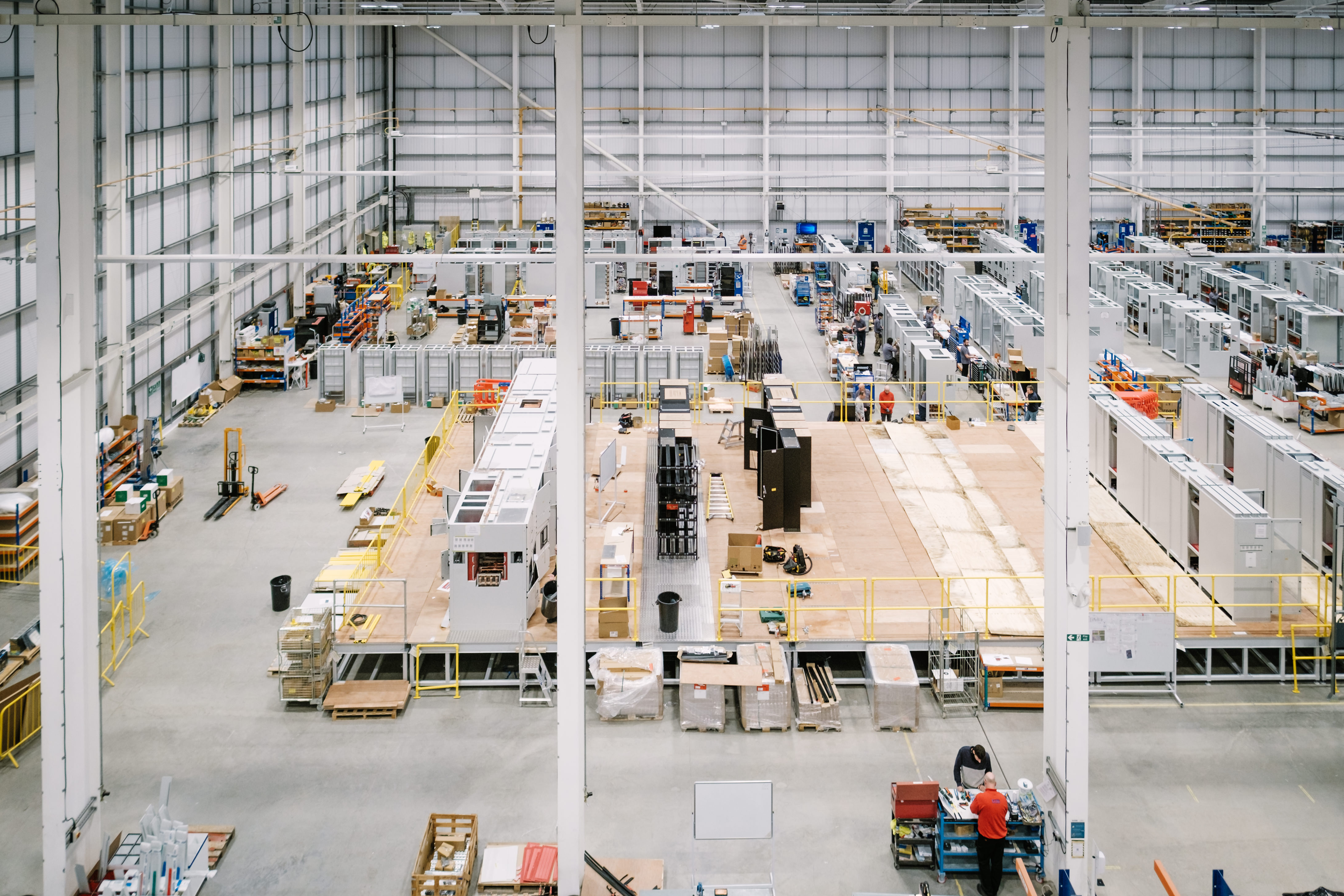Hyperscale Critical Power Manufacturing Facility Blackburn